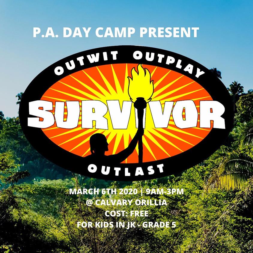 Survivor P.A. Day Camp