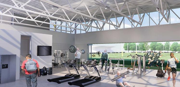 McAdam Design Sports Village