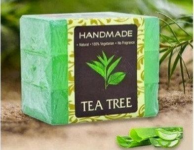Tea Tree Handmade Soap (Pack of 3)