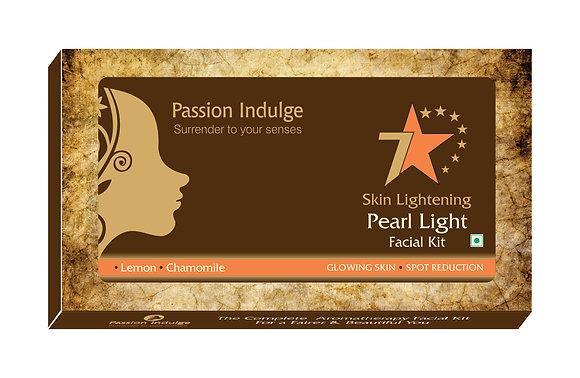 Pearl Light Spot Reduction 7 Star Facial Kit