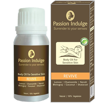 Revive Body Massage Oil 100 Ml