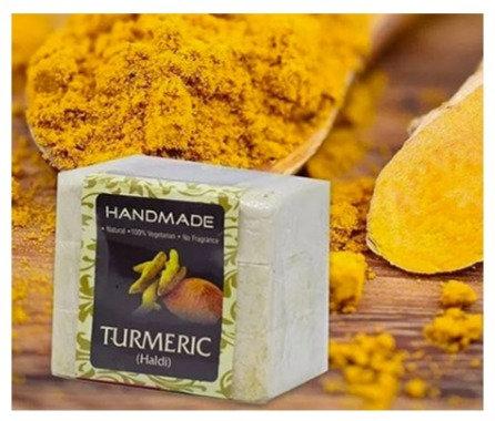 Turmeric Handmade Soap (Pack of 3)