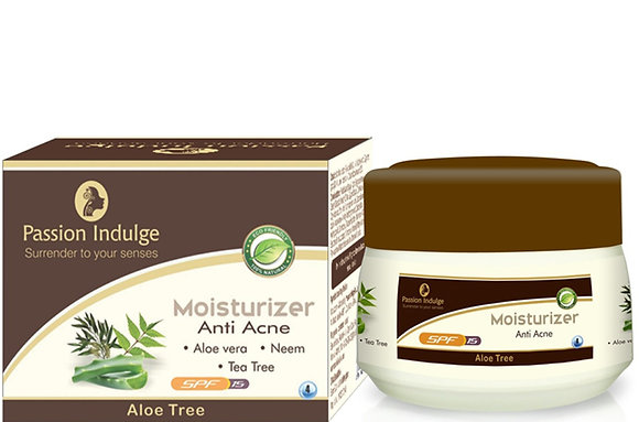 Anti Acne Aloe Tree Moisturiser 50 Gms