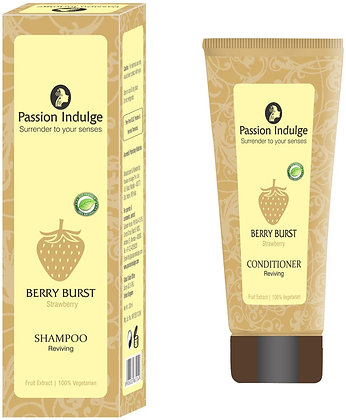 Berry Burst Shampoo And Conditioner (Combo)