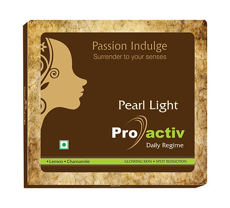 Pearl Light Pro-Active Daily Regime
