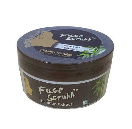 Bamboo Extract Face Scrub - 250 Gms