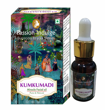 Kumkumadi Pure & Natural Miracle Facial Oil
