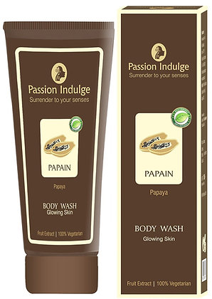 Papain Body Wash
