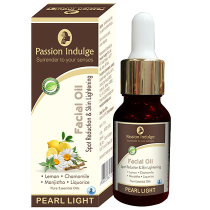 Pearl Light Facial Oil 15 Ml