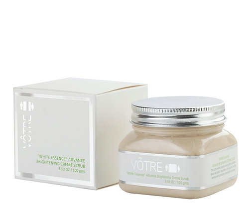 White Essence Advance Brightening Scrub