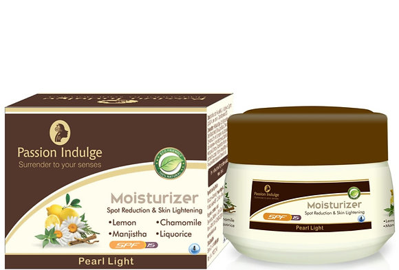 Pearl Light Spot Reduction Moisturizer 50 Gms