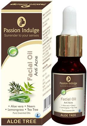Aloe Tree Facial Oil 15 Ml