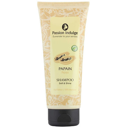 Papain Shampoo 200 Ml