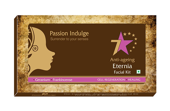 Anti - Ageing Eternia 7 Star Facial Kit