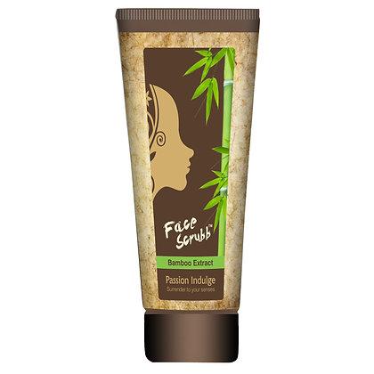 Bamboo Extract Face Scrub - 70 G