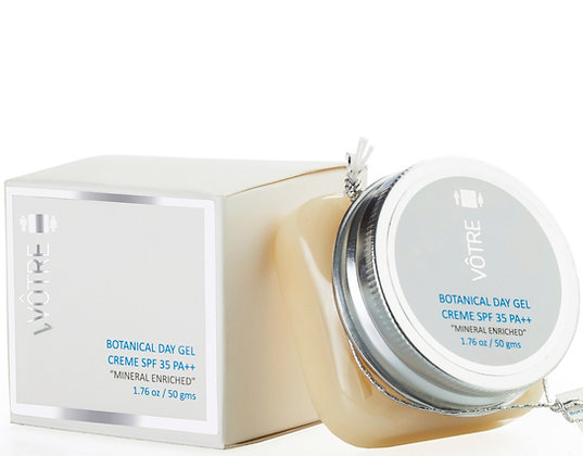 Botanical Day Gel Creme With SPF 35 PA++ Mineral Enriched