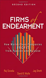 Book Cover for Firms of Endearment by Raj Sisodia