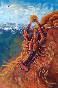 Crawfish Makes The Land