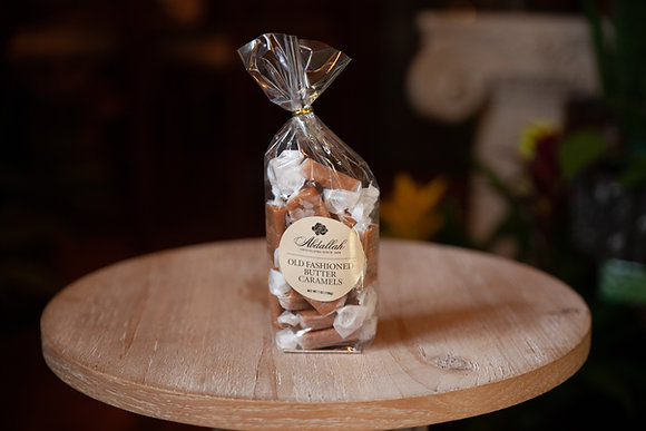 Old Fashioned Butter Caramels