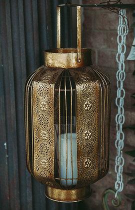 """18"""" Gold Lantern"""