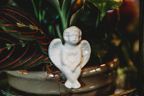 Cherub Ornament Add-On