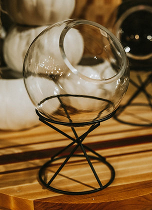 Crystal Ball Terrarium