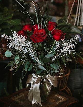 1/2 Dozen Roses (Classic)