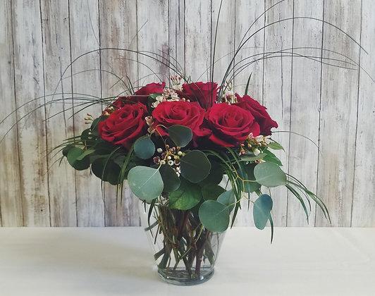 Dozen Roses - Compact