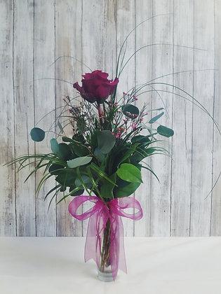Classic Single Rose