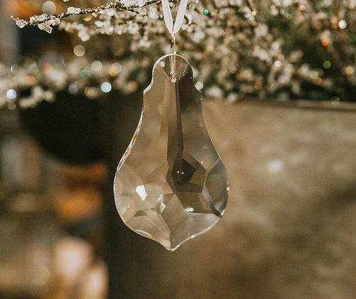Crystal Ornament - Pendeloque