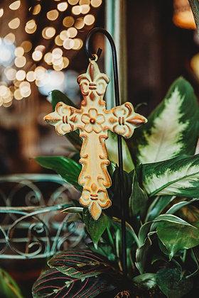 Shepherd's Hook Cross