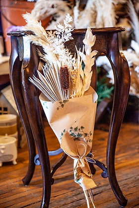 Permanent Preserved Wrapped Bouquets