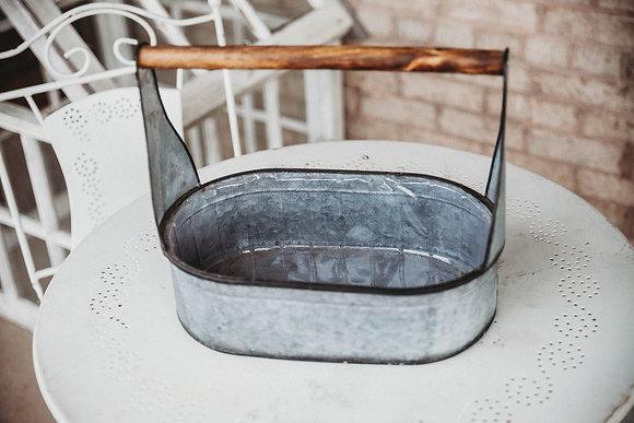 Rustic Garden Toolbox