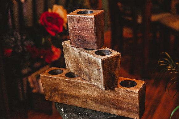 Wood Sugar Molds