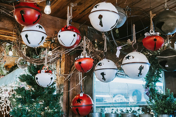 Assorted Jingle Bells - Large