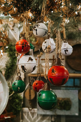 Assorted Jingle Bells - Small