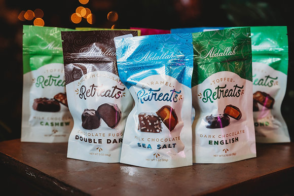 Assorted Retreat Chocolates
