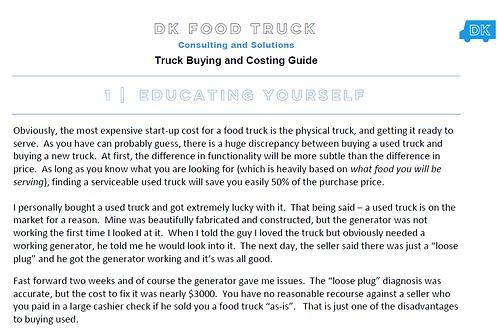 Truck Guide - PDF