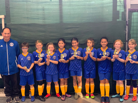 Congratulations Bay Oaks 2010 Girls Gold Team!!