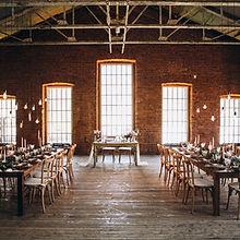 Salle à manger rustique