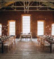 Rustik Dinning Hall