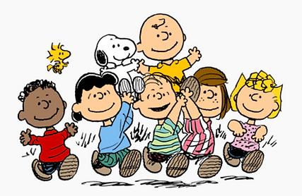 Charlie Brown Celebrates