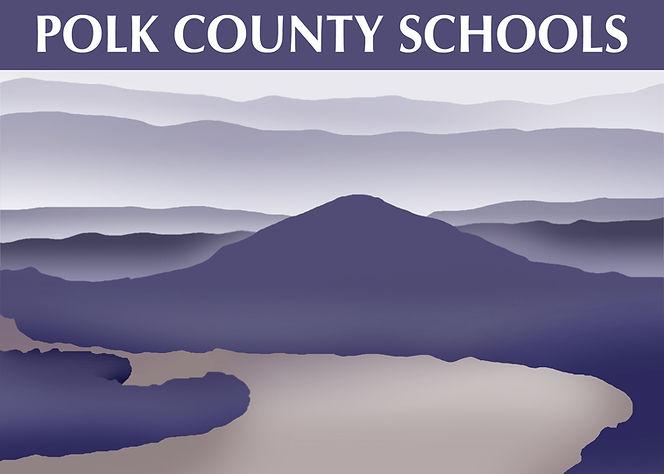 Polk Tennessee Schools Logo