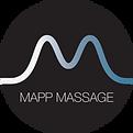 Mapp Massage Logo