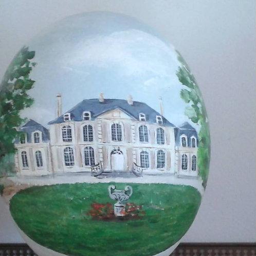 SABINE LE TOURNEURS - peinture
