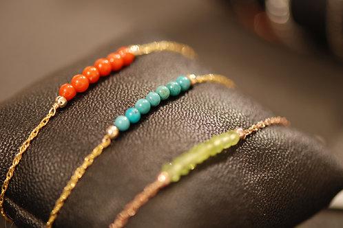 Bracelets - Boucles d'oreilles - LICORNE AND CO