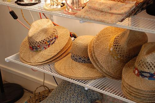 Chapeaux de paille - LES CINQ LUNES