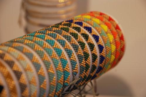 Bracelets peyote CAROLINE DE MAI