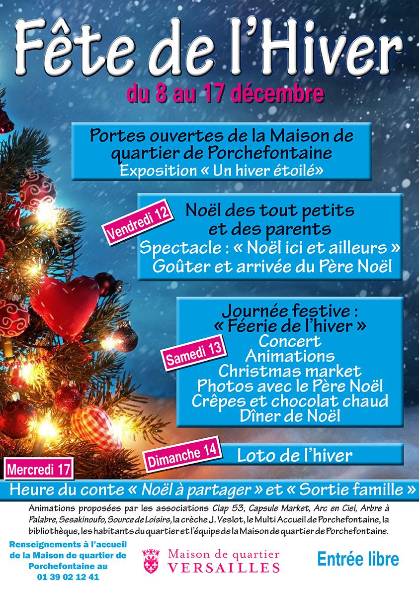 13 décembre 2014 à Porchefontaine