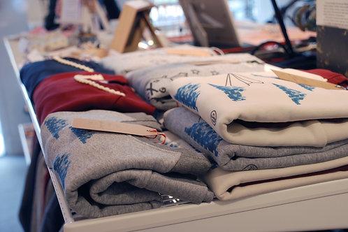 T-shirts et Sweats coton et impression bio - AMI LOU